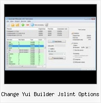 Clearcase Jquery 1 3 2 Min Js change yui builder jslint options