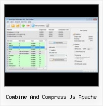 Add Json String To A Json File combine and compress js apache