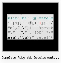 Php Css Minify Protect Url complete ruby web development gems toolchain