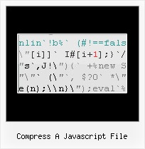 How To Install Yui Compressor compress a javascript file