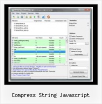 Copy Protect Javacript Code compress string javascript