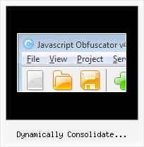 Javascript Java Obfuscator dynamically consolidate javascript asp net