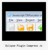Java Script Obfuscator eclipse plugin compress js