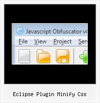 Undecompilable Java eclipse plugin minify css