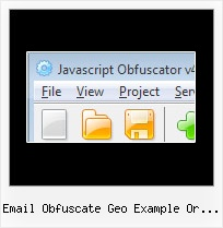 Eclipse Minimize Javascript email obfuscate geo example or demo