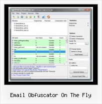 Gsp Javascript Obfuscator email obfuscator on the fly