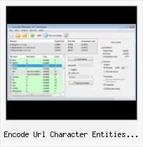 Drupal Mod Deflate Compression encode url character entities javascript