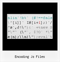 Unpacking Javascript encoding js files
