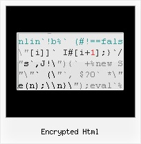 Javascript Encode Quotes encrypted html