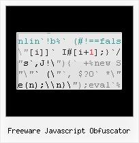 Extjs Minimize Compressor freeware javascript obfuscator