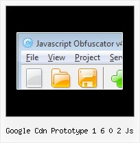 Javascript Uncompress From Php google cdn prototype 1 6 0 2 js