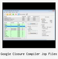 P A C K E R Enable It Javascript google closure compiler jsp files