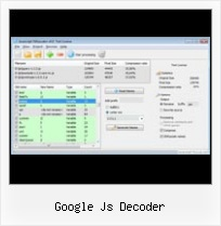 How To Decode String In Java Escape By Javascript google js decoder
