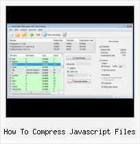 Yui Javascript Compressor Online how to compress javascript files