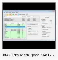 Space Character Zero Width Space | RM.