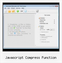 C Program Files Ja Minifier Packer Exe javascript compress function