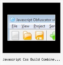 Free Javascript Obfuscator Freeware javascript css build combine minify ant