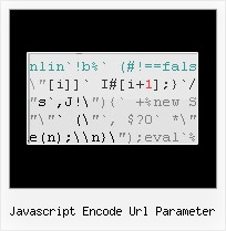 Yuicompressor 2 4 2 Use With Eclipse javascript encode url parameter