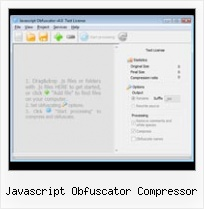 Serving Javascript With Gzip Encoding Asp Net javascript obfuscator compressor