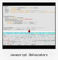 Javascript Encode Reference javascript obfuscators
