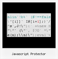 Jquery Text Ampersand javascript protector