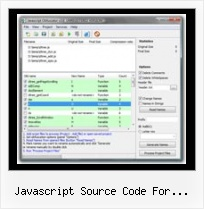 Javascript Obfuscator Compressor javascript source code for encodeuricomponent
