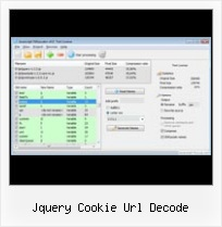 Javascript Obfuscator jquery cookie url decode
