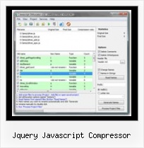 Javascript Source Code For Encodeuricomponent jquery javascript compressor