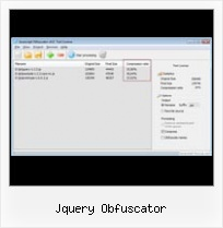 Packer Js Security Problem jquery obfuscator