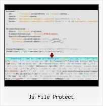 Use Javascript To Obfuscate Html And Css js file protect