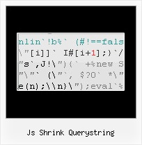 Youtube Javascript Packer js shrink querystring
