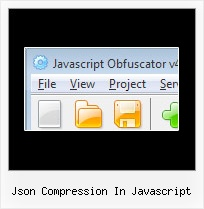 Jsp Email Obfuscated json compression in javascript