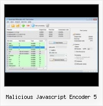 Jquery Cookie Url Decode malicious javascript encoder 5