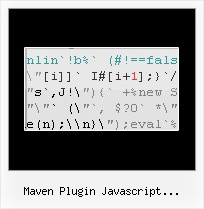 Css Compressor Mac maven plugin javascript obfuscation