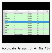Encrypt Javascript Source Code Unreadable obfuscate javascript on the fly