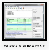 Javascript Obfuscation Httphandler obfuscate js in netbeans 6 5