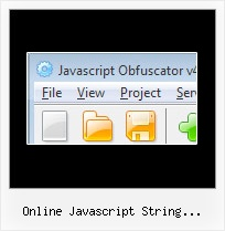 Javascript Apache Shrink On The Fly online javascript string obfuscation