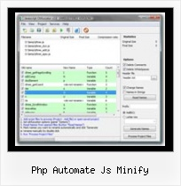Email Obfuscator Script By Tim Williams php automate js minify