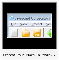 To Uncompress Javascript In Browser protect your video in html5 encrypt javascript