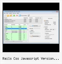 Wsh Files rails css javascript version number