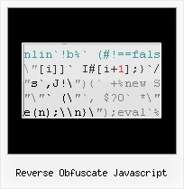 How To Decode String In Java Escape By Javascript reverse obfuscate javascript
