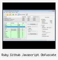 Mootools Url Decode ruby github javascript obfuscate