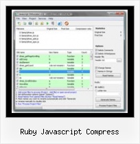 Advantages For Compress Js File In Web Development ruby javascript compress