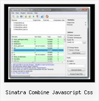 Pdf Charset Obfuscation sinatra combine javascript css