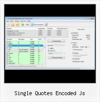 Require Unpacker Js single quotes encoded js
