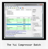 Adding Yui Css To Ruby the yui compressor batch