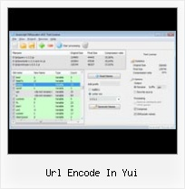 Combine And Compress Js Apache url encode in yui