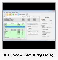 Encrypt Javascript File url endcode java query string