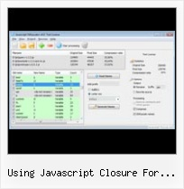 Coldfusion Json Decode using javascript closure for obfuscation