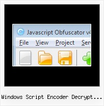 Php Js Gz Error Illegal Character windows script encoder decrypt syntax